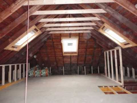 Attic Conversions Reliant Construction