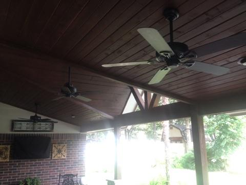 Covered Patio Porch