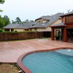 Custom Covered Outdoor Pool Patio Area 2