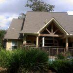 Custom Porch Cover Addition