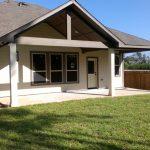 Gable Patio Porch Addition