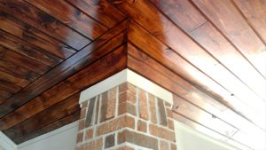 Wooden Porch Patio Roof