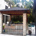 Beautiful Stone Outdoor Kitchen