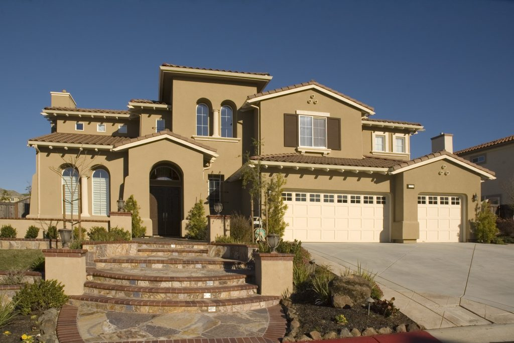Fancy Custom Executive Home In Northern California