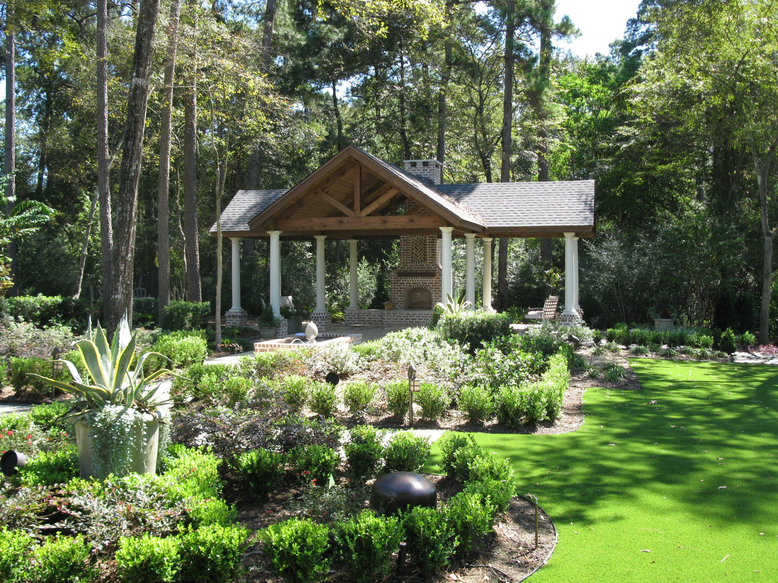 reliant construction custom residential garden and patio cover