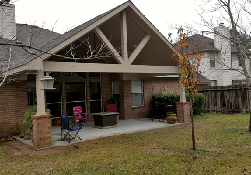 Patio Covers Contractor In Houston Katy Huntsville